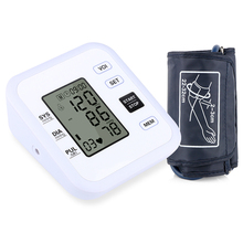 Jumper Health Care Blood Pressure Monitor Digital Upper Fully Automatic Electronics Pulse Rate Arm Style health raising pot is fully automatic and thickened glass