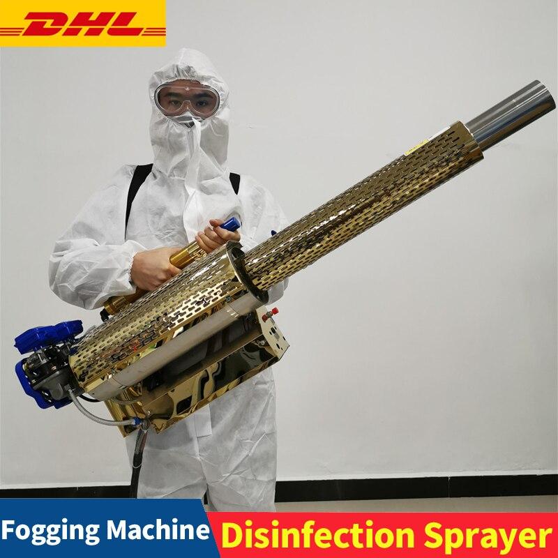 16 L Fogging-Machine Hospital Disinfection ULV Sprayer Insecticide Atomizer Mosquito Killer Portable Pulverizador Agua Ermonebu