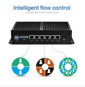 Image 3 - Firewall Router Mini PC Intel i3 7100U Celeron 1007U 1037U 4GB DDR3L RAM 60GB SSD 6*1000Mbps LAN RJ45 Pfsense Gateway Appliance