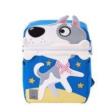Summer new waterproof schoolbag animal double shoulder children's bag cartoon schoolbag for primary and middle school students