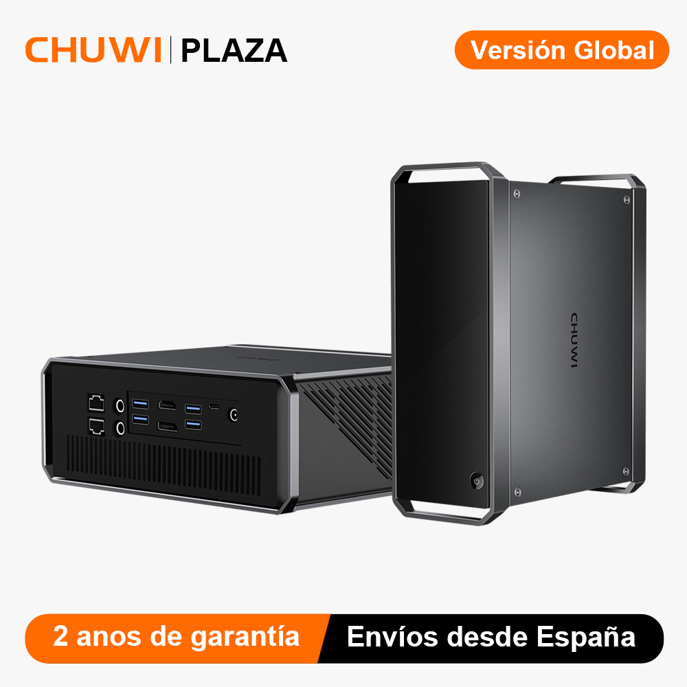 CHUWI CoreBox Pro Mini ordinateur de bureau Intel Core i3-1005G1 processeur 12 go de RAM 256 go PCIE Windows 10 PC Thunderbolt 3 Port daffichage