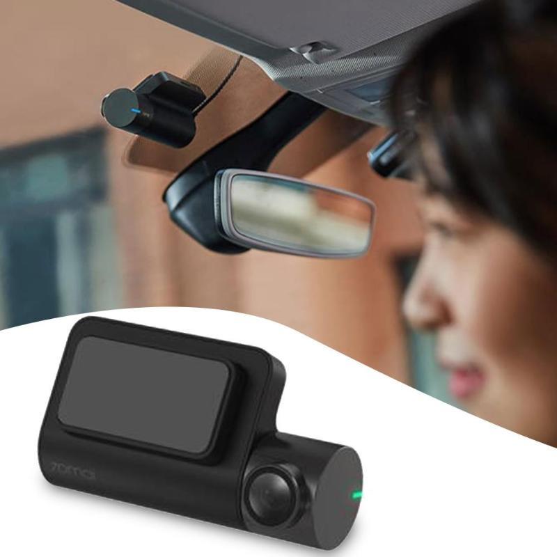 Trwały wideorejestrator samochodowy klasyczny delikatny przenośny 70mai Midrive D05 do deski rozdzielczej samochodu Cam j. Angielski Control 1600P 140 stopni DVR
