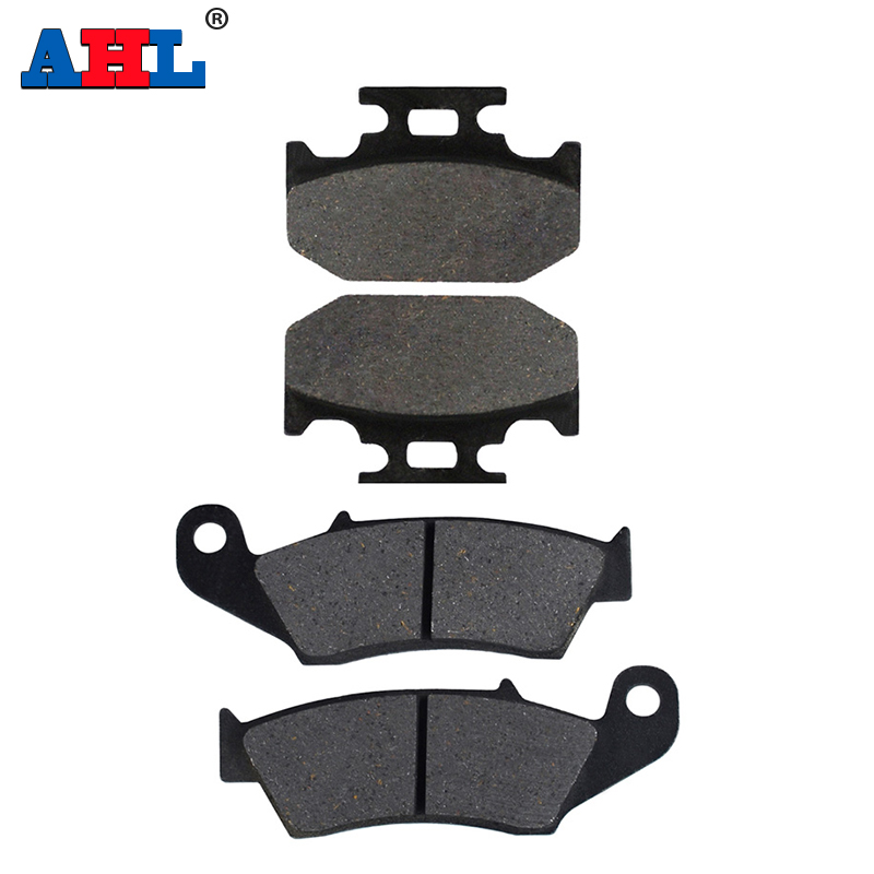 Motorcycle Front and Rear Brake Pads For SUZUKI DR 350 DR350 1997-1999 DR650 DR 6501996-2016 RMX250 RMX 250 1996-1998