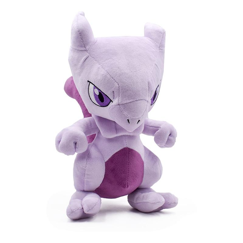 12'' 30CM Mewtwo Plush Doll Stuffed Animal Plush Toy Dolls Kids Gift Children Gift