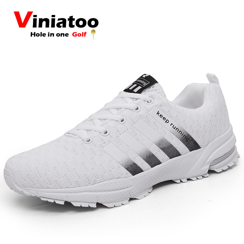 Breathable Mens Womens Golf Shoes Summer Spring Lightweight Golf Sneakers Men Kids Brand Cushioning Sole Athletic Trainers Male