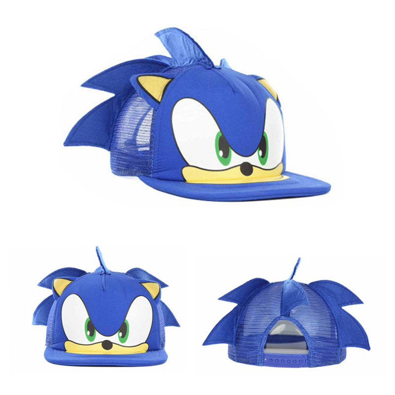 2020 Halloween Boys Costume Sonic The Hedgehog Bule Game Anime Cosplay Clothings Party Long Sleeve Trousers Mask Gloves For Kids 5