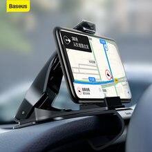 Автомобильный держатель для телефона baseus крепление приборной