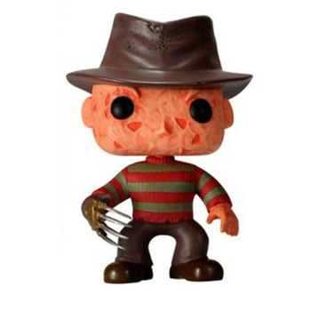 Funko Pop A Nightmare on Elm Street Freddy Krueger Doll Collection Model Vinyl Action Figures Kids Toys for Chlidren 1