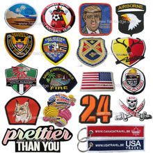 Custom Embroidered Patches Customized Embroidery Badge With Your Own Design