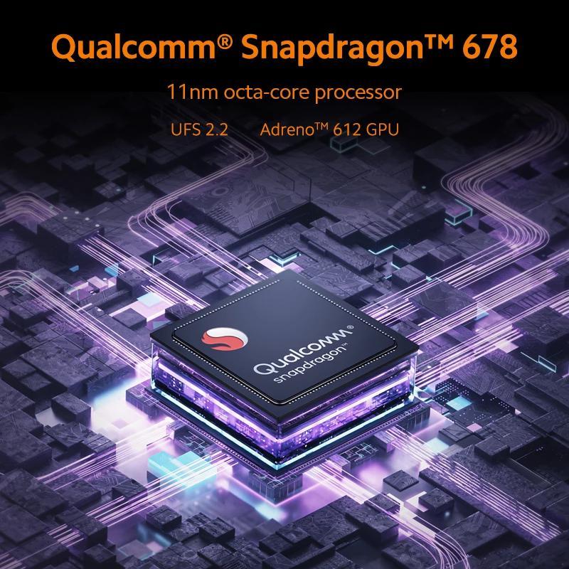Global Version Xiaomi Redmi Note 10 4GB 64GB/128GB Mobile Phone Snapdragon 678 6.43 2