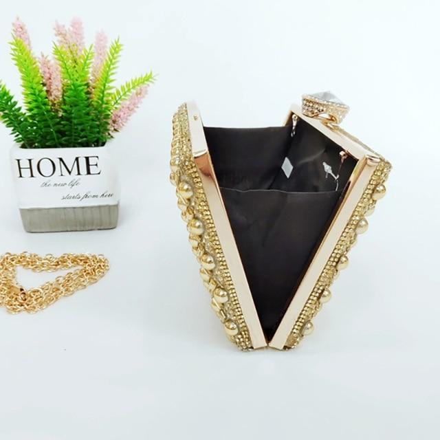 2020 new trend creative purses women rhinestone clutch bag fashion trend party evening bags ladieswedding bag 4