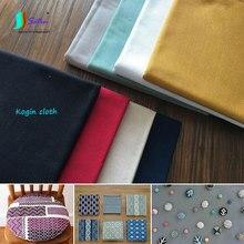 100% baumwolle Stickerei Stoff für Kogin Ausschließlich Hause Diy Handwerk Material Kogin Tuch S0478L