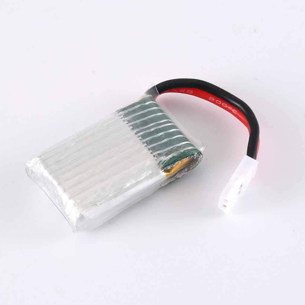 3.7V 160 MAh 20C Baterai Isi Ulang Drone Baterai Lipo RC Baterai Lithium Lion Battery untuk/H8/51005 /X5 RC Drone Set