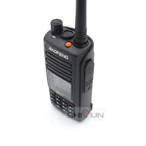 Image 2 - Baofeng DMR GPS Dual Band VHF UHF Dual Zeit Slot Tier 1 Tier2 Upgrade DM 1702 DMR Digitale Walkie Talkie mit voice Record GPS