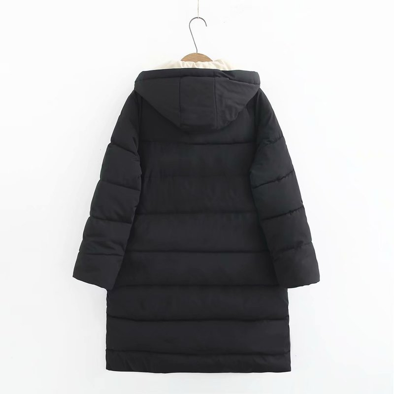 plus size 2019 Coat Jacket Winter Women's Hooded Warm Parkas Bio Fluff Parka Coat Hight Quality Female New Winter Collection Hot