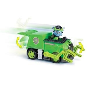Image 5 - Orijinal Paw devriye oyuncak seti oyuncak araba köpek Everest Apollo izci Ryder Skye kaydırma aksiyon figürü Anime Model oyuncaklar çocuklar için hediye
