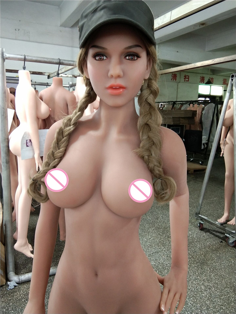 Image 5 - Yannova 158cm 03 Sex doll Full TPE with Metal skeleton lovely girl real silicone love doll for man sex toySex Dolls   -