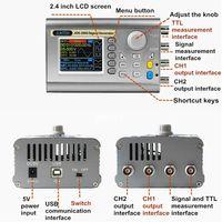 2 채널 DDS 신호 발생기 카운터 주파수 15 MHz 신호 소스 JDS2900 EU Y98E