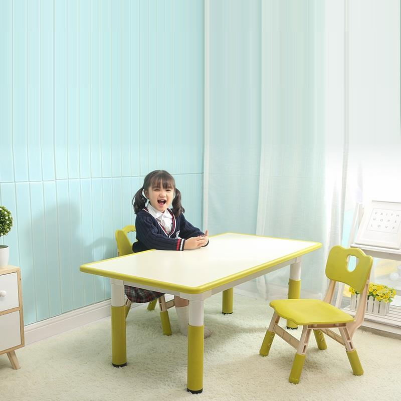 Bambini And Chair De Estudo Toddler Pour Cocuk Masasi Kindergarten Enfant Study For Kids Mesa Infantil Kinder Children Table