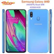 Samsung galaxy a40 a405fn original 4g lte núcleo octa 5.9
