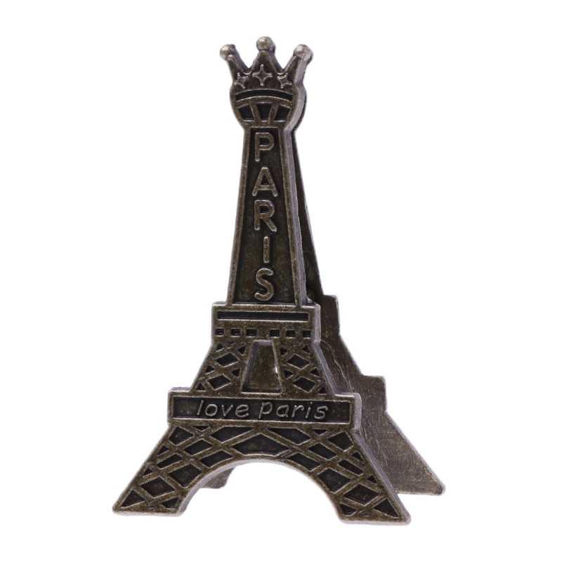 Vintage Eiffeltoren Parijs Metalen Memo Paperclip Voor Bericht Decoratie Foto Dxac