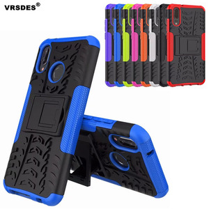 Shockproof Armor Silicon Case For Huawei P30 P20 Pro Lite Mate 10 20 Lite Pro P Smart 2019 Honor 10 Lite 8X 8S 8A Y5 Y6 Y7 2018(China)