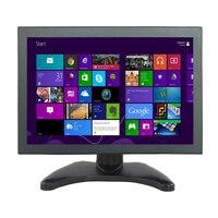 1280*800 metal shell vga monitor desktop small bnc monitor