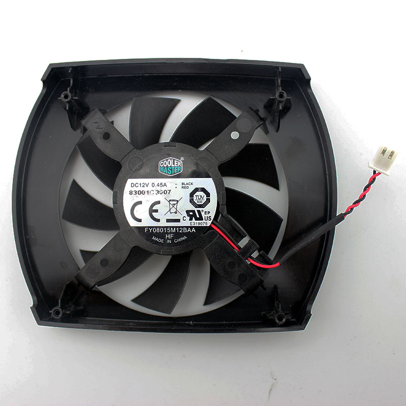 New COOLER MASTER Onda <font><b>GTX650Ti</b></font> model GTX650 Aegis radiator graphics card fan image