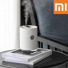 جهاز تنقية الهواء المنزلي من Xiaomiyoupin طراز 1L بسعة 3000 مللي أمبير في الساعة محمول لا سلكي يعمل بمنفذ USB نافث لرائحة الماء جهاز تنقية الهواء بالبطارية عرض مدى الحياة مزود بالروائح الرطبة