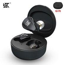 Kz SA08 Tws Echte Draadloze Bluetooth V5.0 Oortelefoon 8BA Eenheden Game Oordopjes Touch Control Noise Cancelling Sport Headset