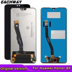 Huawei Honor 8X LCD écran tactile numériseur JSN L22 L21 pour HUAWEI Honor 8X MAX LCD Honor8X 8Xmax écran AL00 remplacement