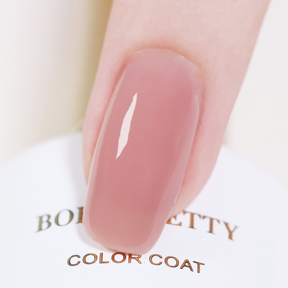 BORN PRETTY Gel Nail Polish  Nail Color Gel Polish Pink Theme 6m UV LED Gel Varnish Soak Off Nail Art Gel for Manicuring 4