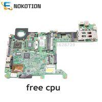 Nokotion 463649 001 mainboard para hp tx2000 portátil placa mãe socket s1 ddr2 gráficos de atualização NF G6150 N A2 cpu livre|Placa-mãe para notebook| |  -