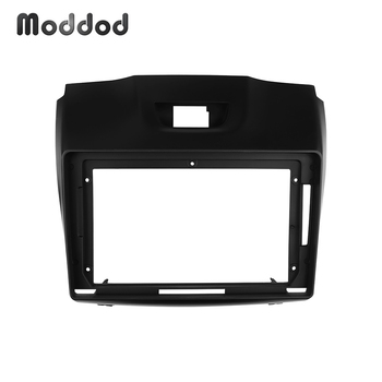 9 INCH Radio Fascias Fit for ISUZU D MAX 2012 Dash Mount Refitting Installation Trim Kit Stereo Panel GPS DVD Frame Bezel image