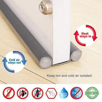 Door Bottom Sealing Strip Under Door Draft Guard Stopper Soundproof Strip Reduce Noise Door Bottom S