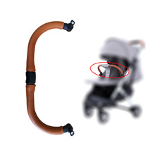 Yoyaplus podłokietnik akcesoria dla dzieci wózek zderzak Bar skórzany poręczy dla Yoya plus 2 3 4 2020 Yoya Plus Max Pro najdroższa tanie tanio micaline baby CN (pochodzenie) Z tworzywa sztucznego Podłokietniki 10011 13-18 M 2-3Y 4-6 M 7-9 M 19-24 M 10-12 M 4-6Y