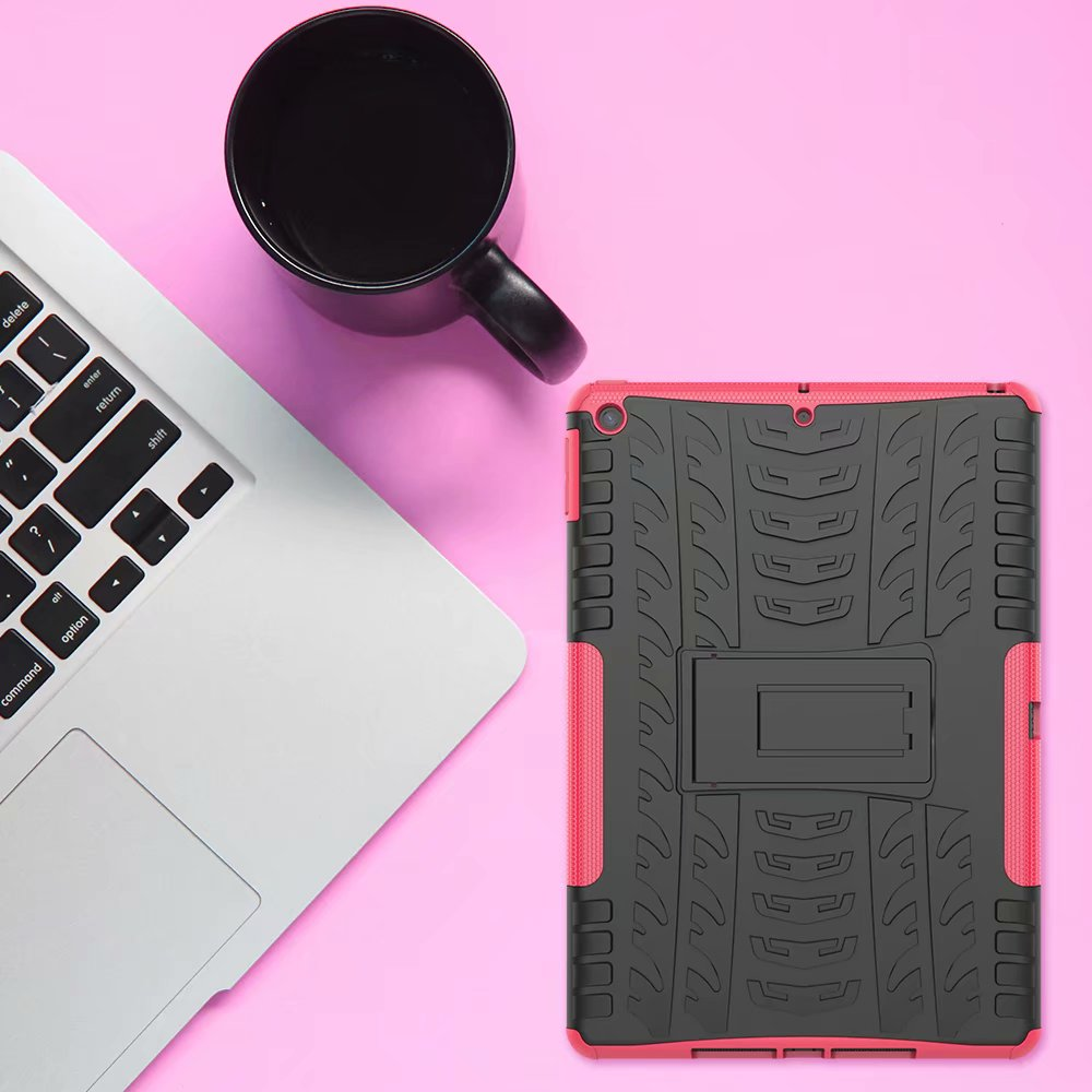 Shockproof Heavy-Duty Apple Hybrid-Armor Rugged Child iPad Defender for Case-Cover Kids