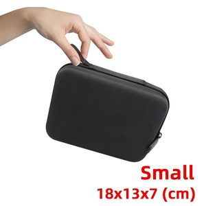 Image 5 - Gopro اكسسوارات صغيرة الحجم إيفا جمع حقيبة حقيبة صندوق تخزين forGopro Hero7/6/5/4/3 + SJCAM SJ4000 XIOMI يي 4K عمل الكاميرا