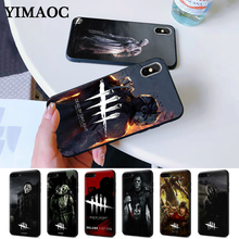 horror Dead by Daylight Retrospective Silicone Case for iPhone 5 5S 6 6S Plus 7 8 11 Pro X XS Max XR