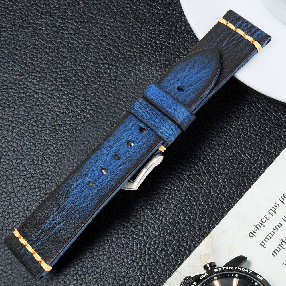 Image 3 - Galaxy Watch Accessories Watchband 18mm 20mm 22mm 24mm Watch Strap Watchbands Omega Wrist Bracelets samsung gear s3 Watch BandWatchbands   -