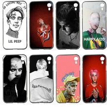 Lil Peep Lil Bo Peep Slim Silicone Soft Cover TPU Phone Cases for Xiaomi Redmi 3 3S 4 4A 4X 5 5A 6A 7 GO K20 Pro Plus(China)