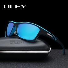 Fashion Guy's Sun Glasses From OLEY Polarized Sunglasses Men