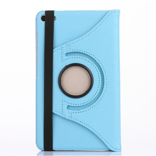 For Huawei Mediapad T3 8.0 Cover Case 360 Rotating Media Pad T 3 8 KOB-L09 KOB-W09 KOB L09 Stand PU Leather Tablet Case eagwell 360 rotating case for huawei mediapad t3 10 9 6 litchi pu leather flip stand tablet cover skin for huawei t3 10 case