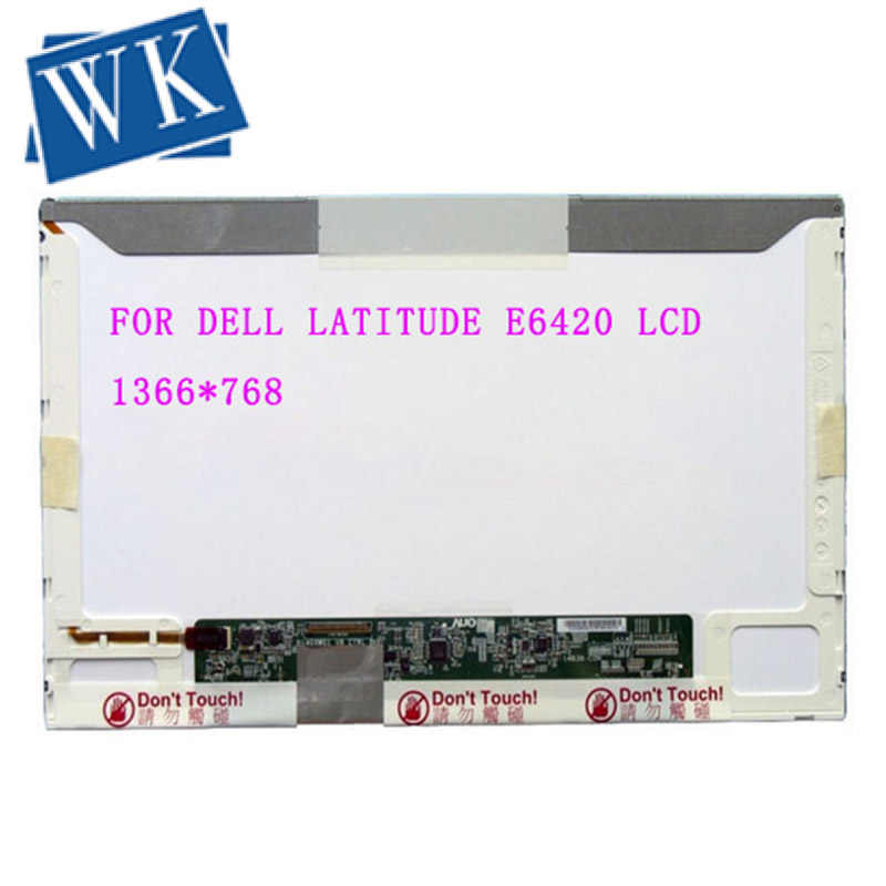 14 cal matryca lcd dla DELL LATITUDE E6420 E5420 lcd do laptopa ekran WXGA 1366*768