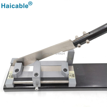 PVC Wiring Duct Cutter Manual Channel Tool WT-2 Wire Cable Duct Cutter (flat Cutting)