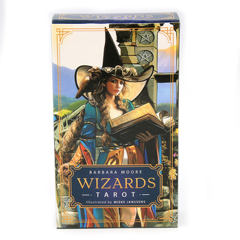 Wizards Tarot Cards Barbara Moore will delight you with every flip of the cards  boundless power, and deep mysteries fridays with the wizards