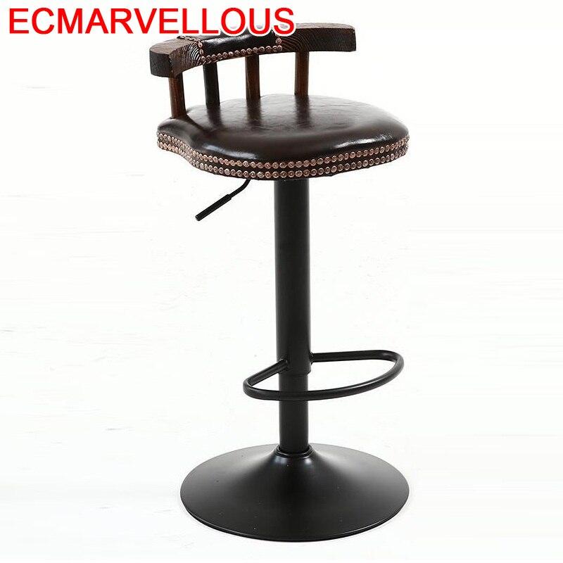 Sedia Stoelen Sgabello Sedie Bancos Moderno Para Cadir Barstool Taburete La Barra Cadeira Tabouret De Moderne Silla Bar Chair