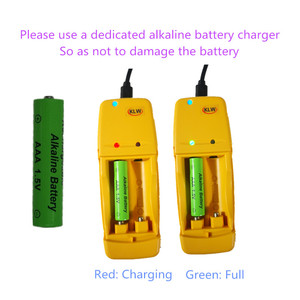 Image 4 - Yüksek enerji verimliliği ve düşük kendi kendine deşarj 1.5V LR03 AAA şarj edilebilir alkalin pil oyuncak kamera için shavermice