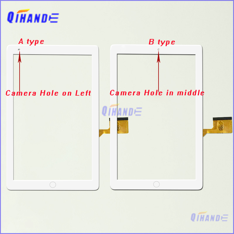 New Touchscreen 10.1'' Inch  CEO-1008-JTY Tablet Touch Panel Digitizer Glass TouchSensor CE0-1008-JTY MID Touch
