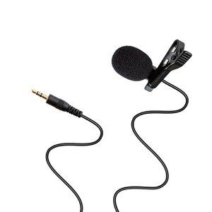 Image 3 - Micro Lavalier Mini enregistrement micro collier pince micro entretien enregistrement micro pince micro pour enregistreur vocal